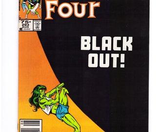 1961 Series #293 Fantastic Four Comic Book in Fine Plus Condition