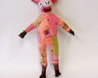 pig textile animal 3