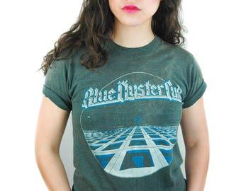 Vintage Blue Oyster Cult shirt Concert shirt Band Tee BOC shirt M
