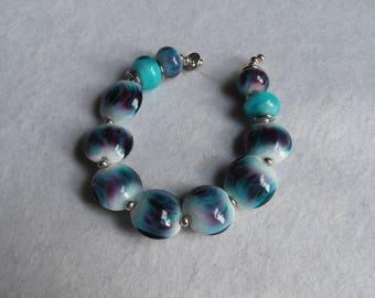 Paradise Lampwork Beads ~ DESTASH ~