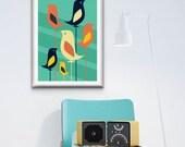 Giclée Art Print, Dorm D...