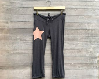 make your mark Star Yoga Crops, Cropped Pants, Pajamas, Lounge Pants, S,M,L,XL