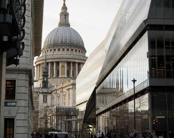 St. Paul's Cathedral photo print