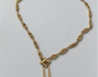 crown trifari necklace