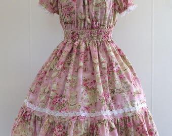 Tea Time Lolita Dress