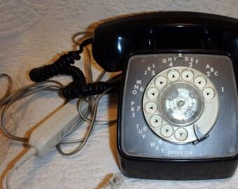 GTE Rotary Telephone