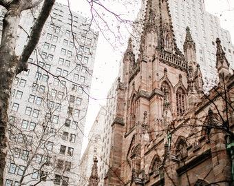 NYC Trinity Church