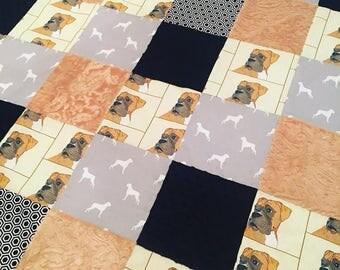 Custom Pet Dog Breed Blanket