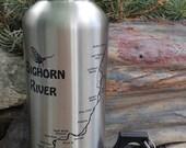 BIGHORN RIVER MAP Beer Bo...