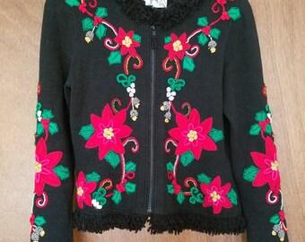 Michael Simon Christmas Sweater circa 1999