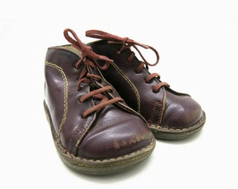 Vintage Baby Toddler Shoes