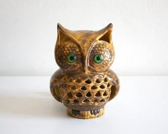 Owl Lamp 1977