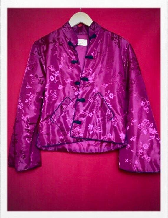 Vintage Women's Chinese Longevity Jacket