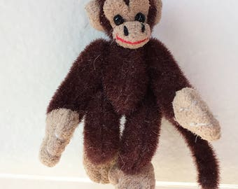 Miniature Brown Monkey (JL)