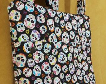Candy Skulls Shoulder bag