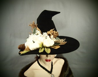 """Witch Hat """"Harvest Moon"""""""