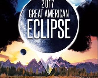 Gradient Solar Eclipse