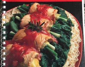 Vintage Cookbook: Quick and Easy Cooking from Contadina/ 1986 Cooking with Contadina