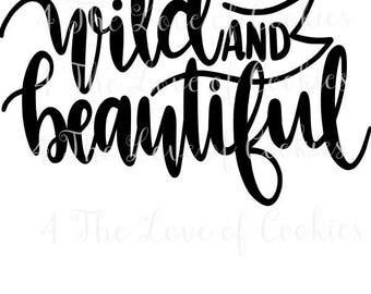 Wild And Beautiful Cookie Stencils, Mesh Stencils, Silk Screen Stencil  Cookies, Christmas Cookie