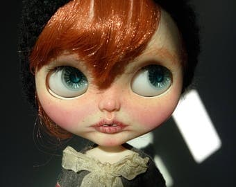 Custom Blythe doll by Rainbowcoton