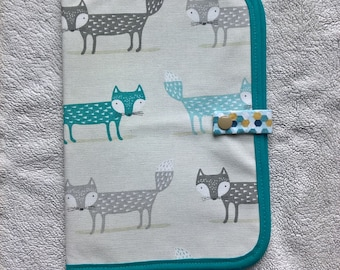 Protects health record foxes 18 x 25 cm