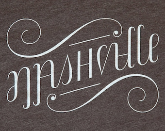 Nashville Ambigram Shirt