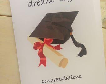 Graduation, college, handmade, graduation cards, college, high school,graduate, graduation highschool,graduationson, graduation daughter