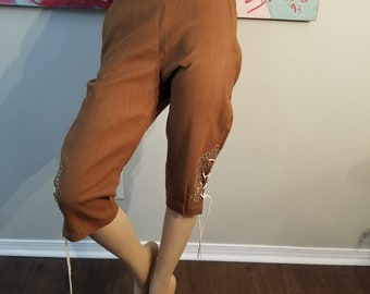 FREE  SHIPPING   1950  Capris  Cigarette  Pants