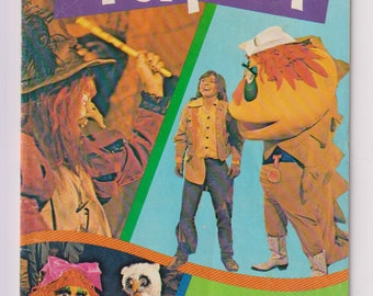 H. R. Pufnstuf; Vol 1, 1, Bronze Age Comic Book. FN (6.0). October 1970. Gold Key Comics