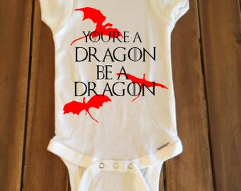 Be a dragon onesie