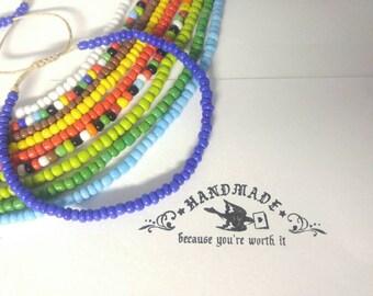 Beaded Hemp Anklet Set, Jewelry Set, Ankle Bracelets, Beaded Ankle Bracelet, Gift Set, Hemp Jewelry, Ankle Bracelets, Summer Jewelry.