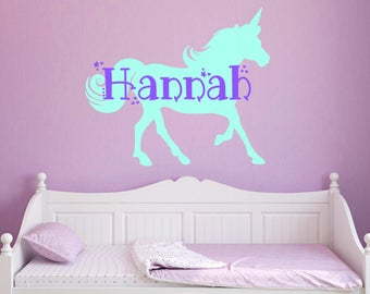 unicorn room decor | etsy