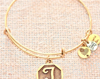 Personalized Bangles - T