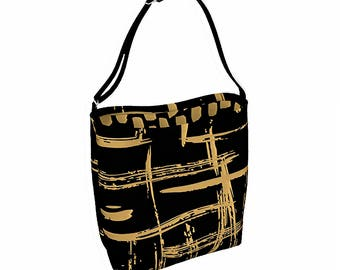 Everyday Womens Bag - Cross Body Bag - Clothing Gift - Bum Bag - Waist Bag - Bags and Purses - Canvas Messenger Bag - Messenger Bag Women