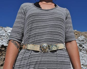 Lion waist belt