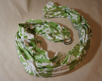 Ring sling cotton baby carrier,