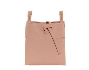 Keep Me Cross Body / Pastel Pink Bag / Baby Pink Bag / Small Cross Body Bag