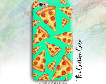 Pizza Phone Case, Fast Food Phone Case, Hipster, Pop Art, iphone 8 case, Iphone 8 plus case, Iphone X case