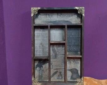The Raven Cabinet of curiosities