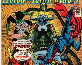 Superboy Comic Book #230 DC Comics 1977 F-VF