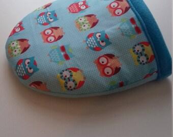 guinea pig fleece cuddle sack