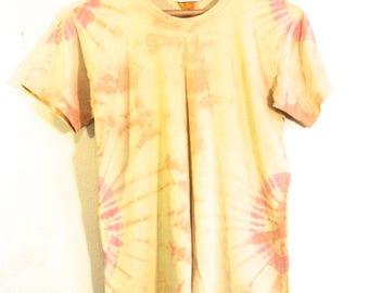 Faded Tie Dye T-shirt