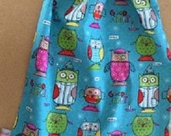 Elastic towel bib native, lunch, children, school, canteen, nanny