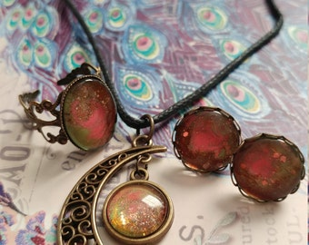 Life on Venus, Jewelry Set