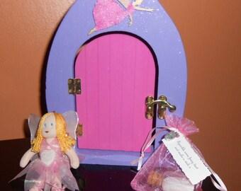 Fairy door gift set / fairydoll / fairy dust