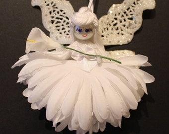 White Flower Fairy