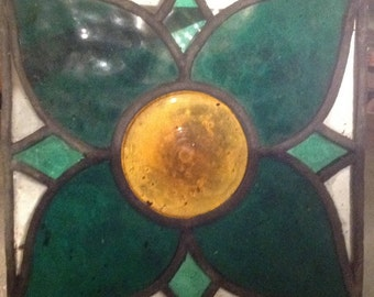 Art Decó, Italy lead Glass