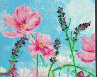 "Original Oil Painting on Stretched Canvas | 18""x14"" 