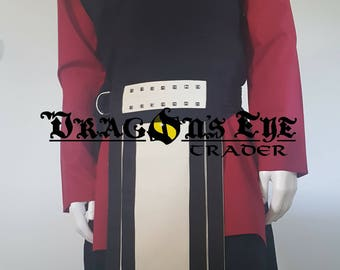 Fantasy Monk/Mage Tabard, Two Piece, Larp/Roleplaying Costume