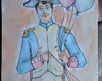 Napoleon Bonaparte and his Balloons